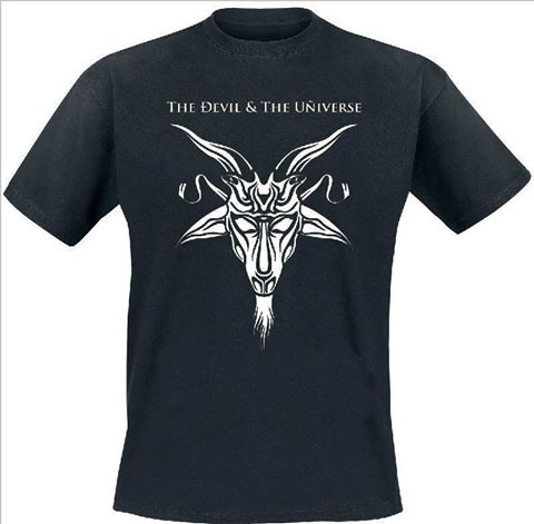 Image of Goat Head Shirt - 2nd Edition