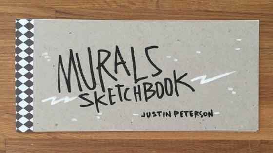 Image of Murals Sketchbook