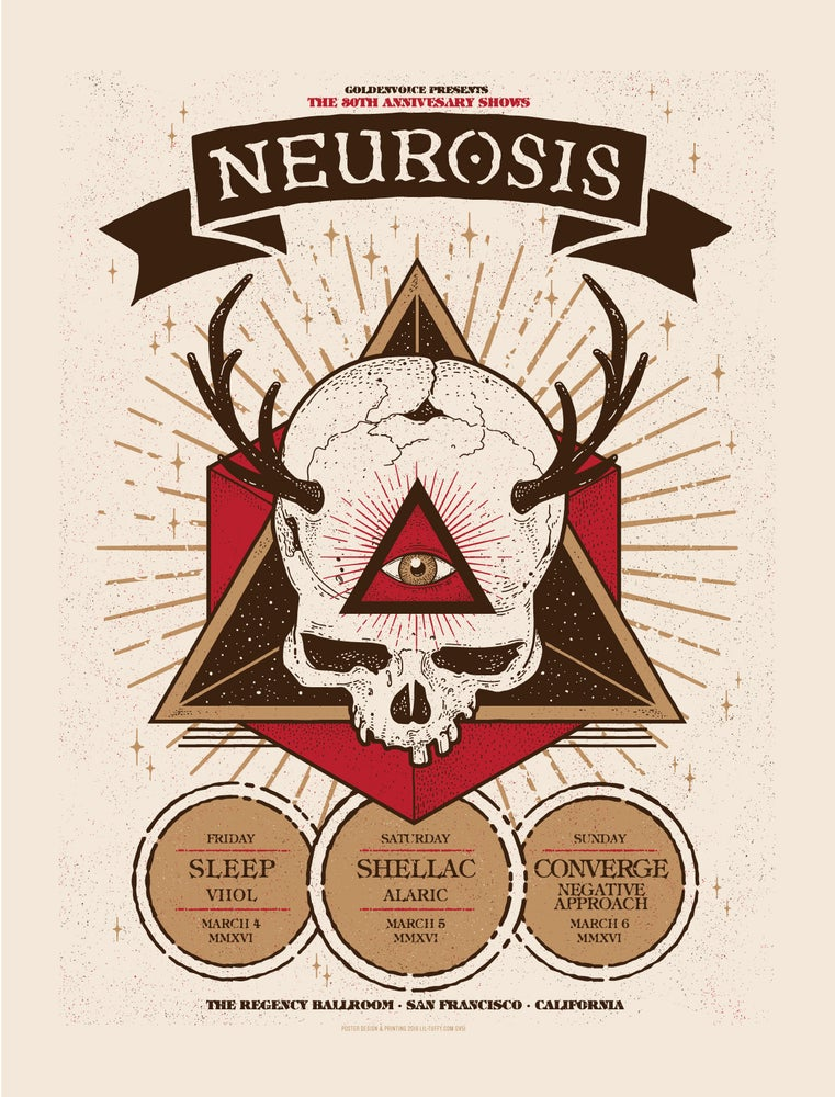 Image of Neurosis - San Francisco 2016
