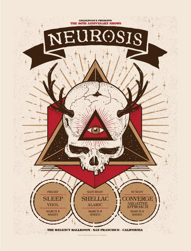 Image of Neurosis - San Francisco 2016