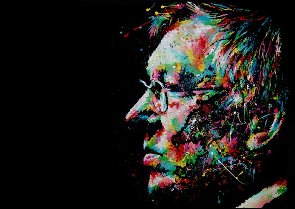 Image of Sir Alex Ferguson (Limited Edition Print)