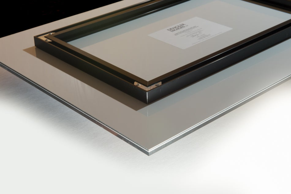 Image of Museum Print under Acrylic Glass