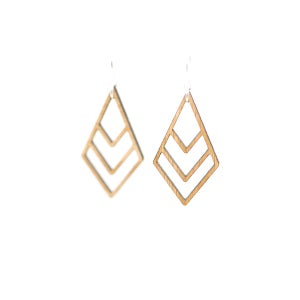 Image of Mana~ Mano earrings