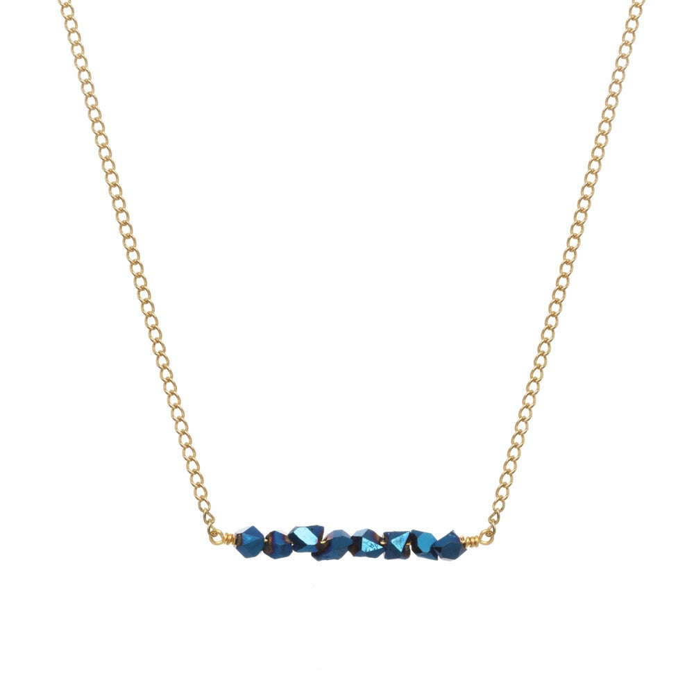 we see stars jewelry — MAGIC BAR necklace