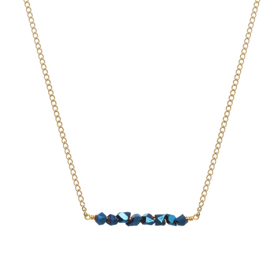 Image of MAGIC BAR necklace