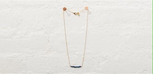 Image of MAGIC BAR necklace