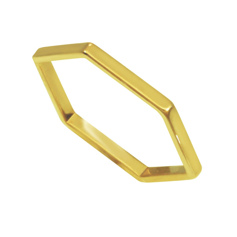 Image of HEXAGON ring