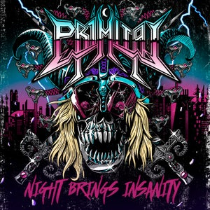 Image of Night Brings Insanity Signed CD Digipak OUT NOW