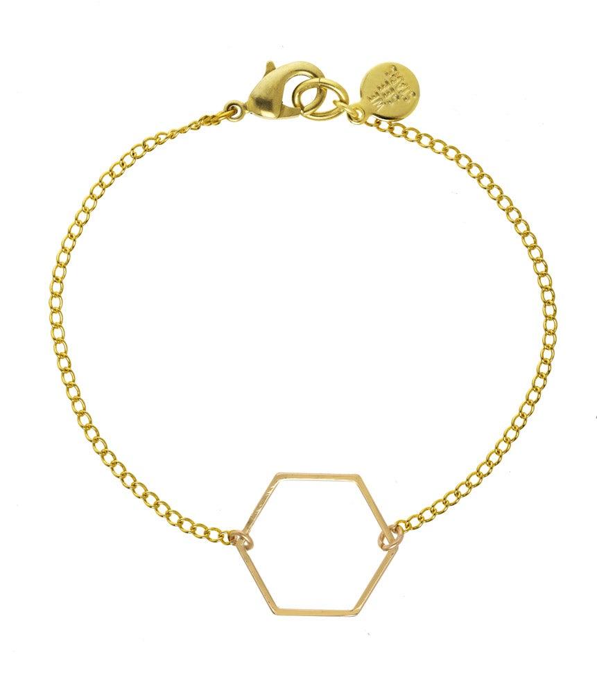 Image of HEXAGON bracelet