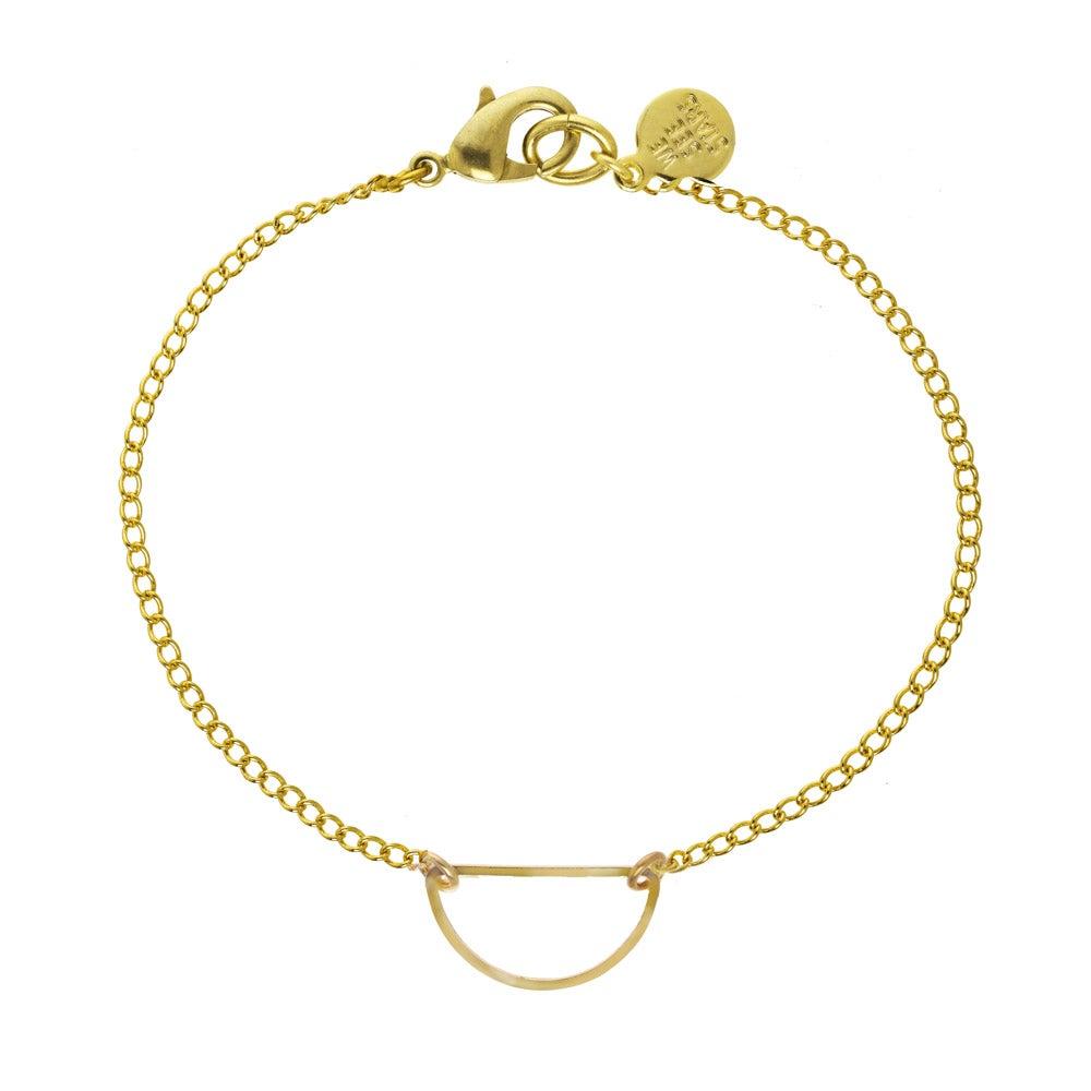 Image of HALF MOON bracelet