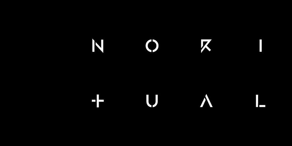 "Image of No Ritual ""NR"" cassette"