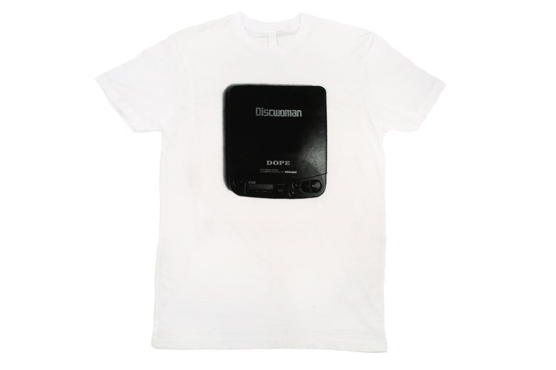 Image of OFFICIAL DISCWOMAN TEE I