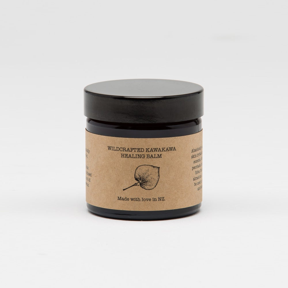 Image of Wildcrafted Kawakawa Healing Balm 60mls