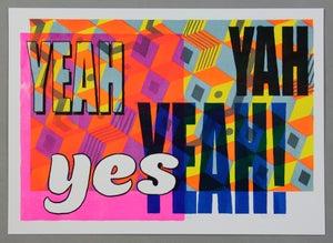 Image of Yes, Yah, Yeah