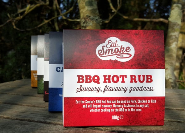 Image of BBQ Hot Rub