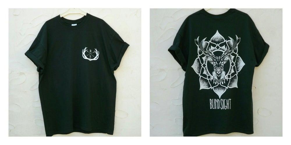 Image of DEER - Shirt (Forest Green)