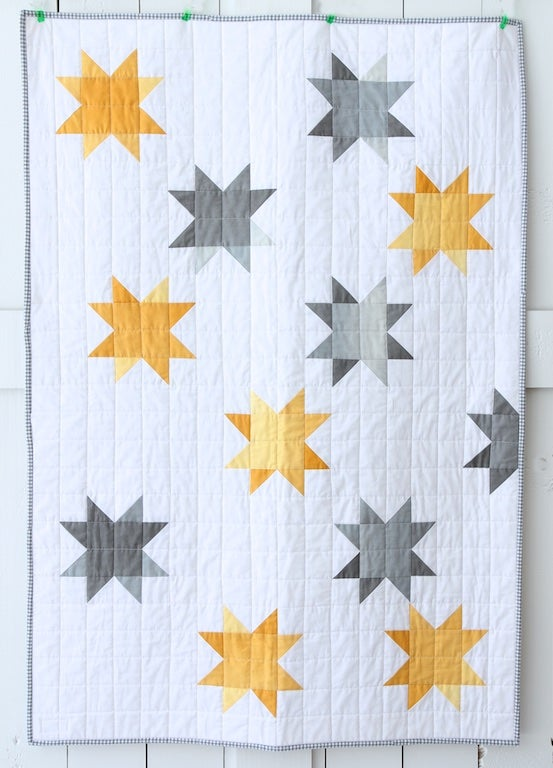 Image of Ombre Sunshine Quilt