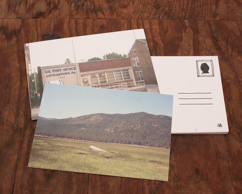Image of Ten Postcards