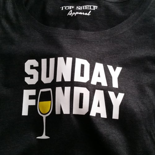 Image of SUNDAY FUNDAY L/S Scoop