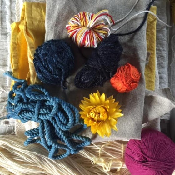Image of NATURAL DYE WORKSHOP  23rd JULY 2016  2pm to 5pm