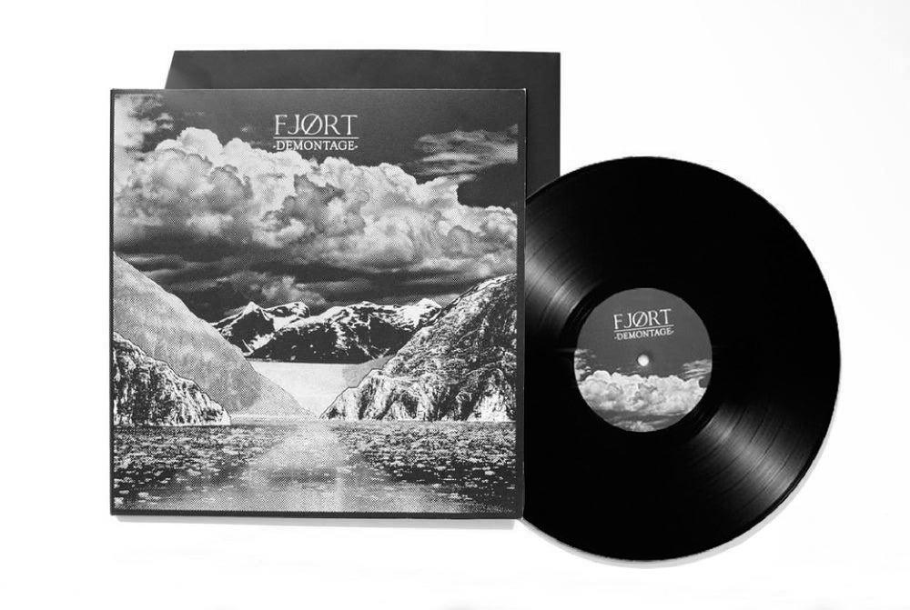 Image of DEMONTAGE - 12'' LP