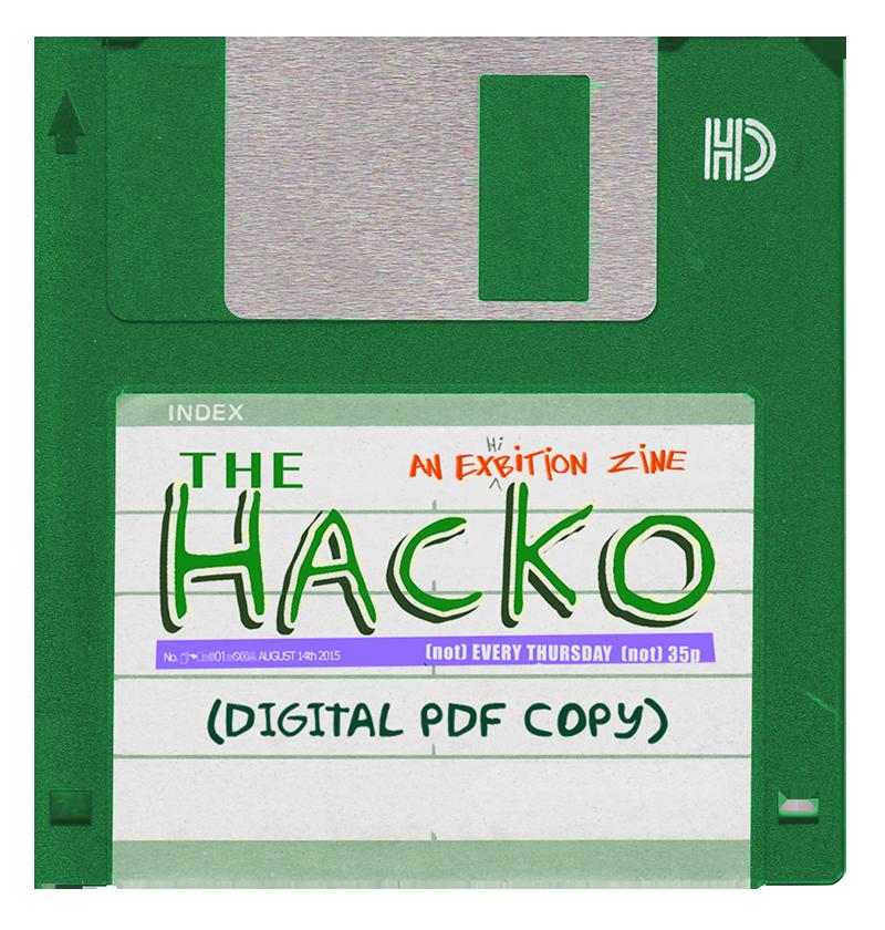 Image of The HACKO (DIGITAL COPY)