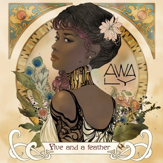 Image of AWA LY - L'ALBUM : FIVE AND A FEATHER