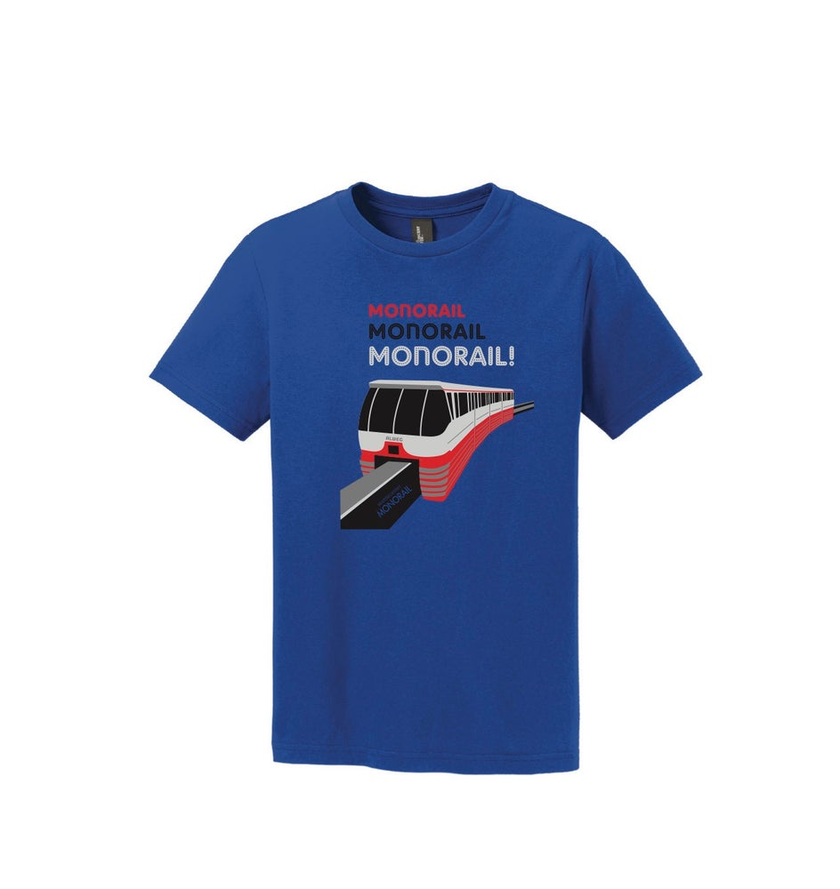 Image of Monorail x 3! Youth Shirt