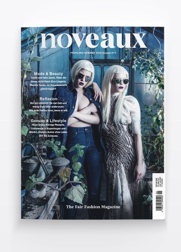Image of Ausgabe N°5 | FRÜHLING SOMMER 2016