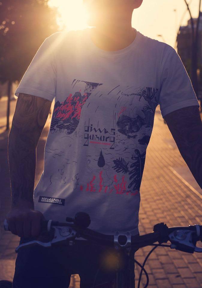 Image of Jharana Sahar T-Shirt (M & L Sizes)