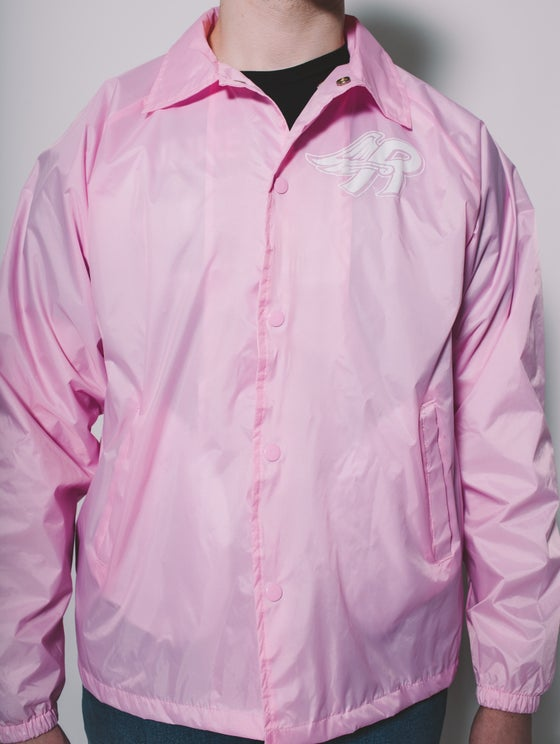 Image of Anti-In Crowd  Jacket Pink