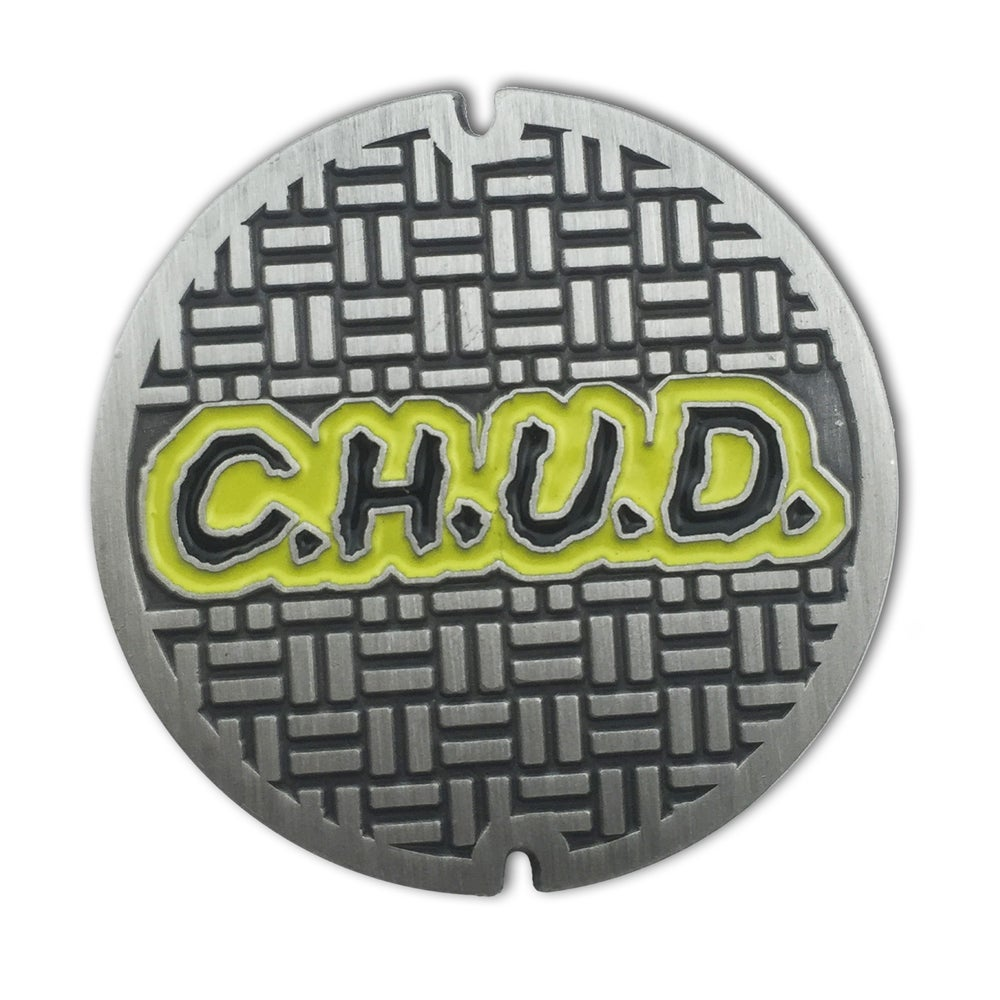 Image of Sewer Cap - Lapel Pin