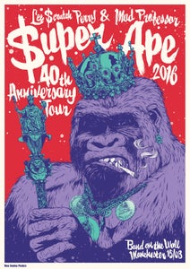Image of Super Ape 40th Anniversary Tour