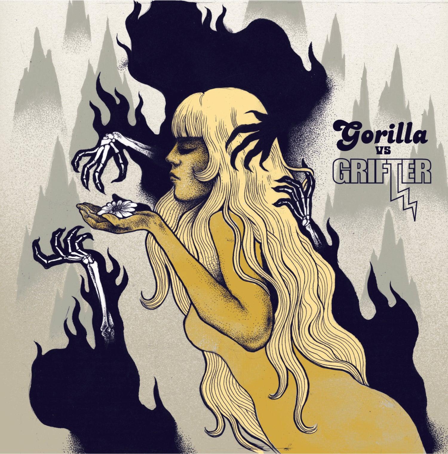 Image of Gorilla //  Grifter - Gorilla vs Grifter [LP]