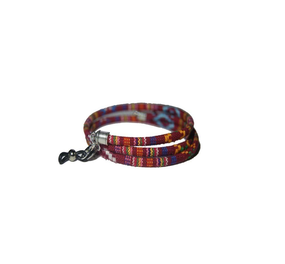 Foto de Cordón para gafas étnico fino - Otomí