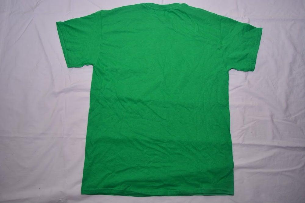 Image of Green Texas Flag Tee