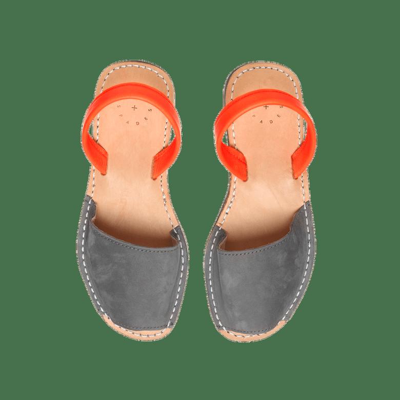 Image of Grey + Orange