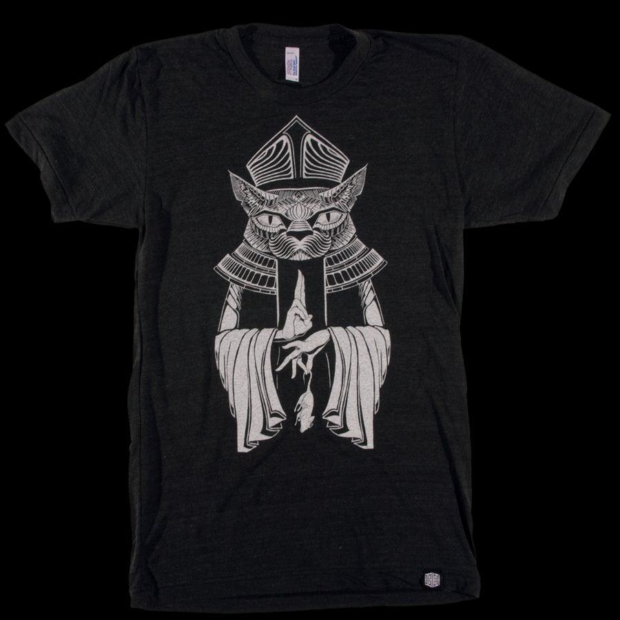 Image of  POPE CAT T-SHIRT