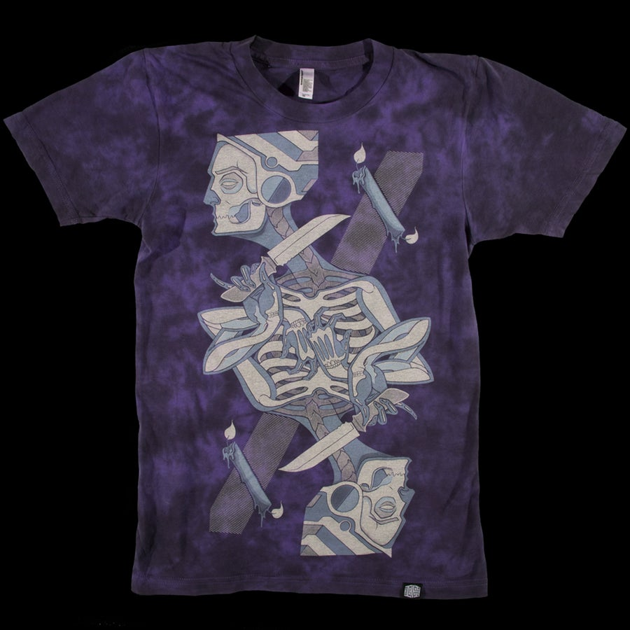 Image of SUICIDE KING TIE DYE