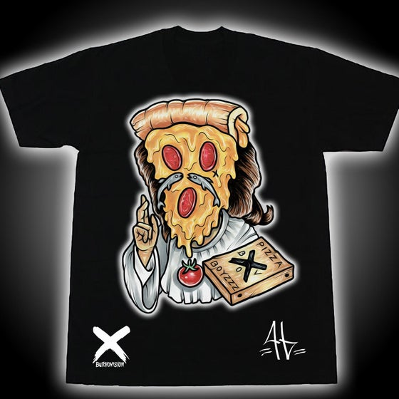 Image of CHEESUS CRUST TEES