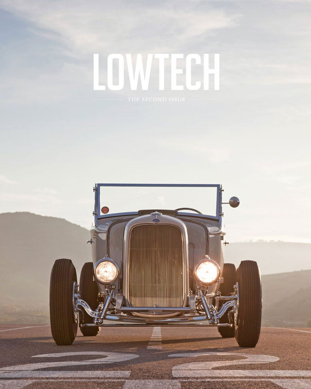 Image of LOWTECH –The Second Issue