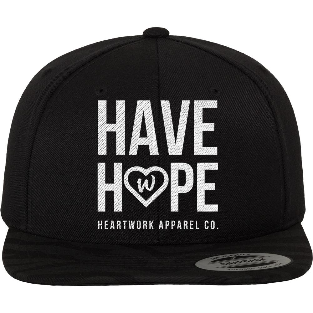 "Image of ""HAVE HOPE"" Snapback Hat"