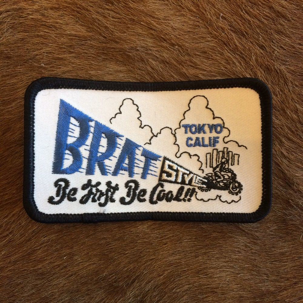 Image of BRAT STYLE PATCH by FUSTY WORKS