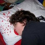 Image of Gunshot Pillow Case