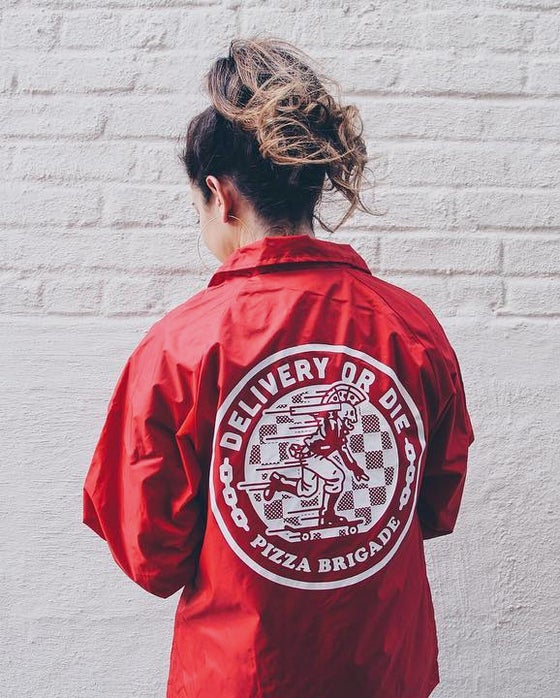 Image of DELIVERY BOY JACKET