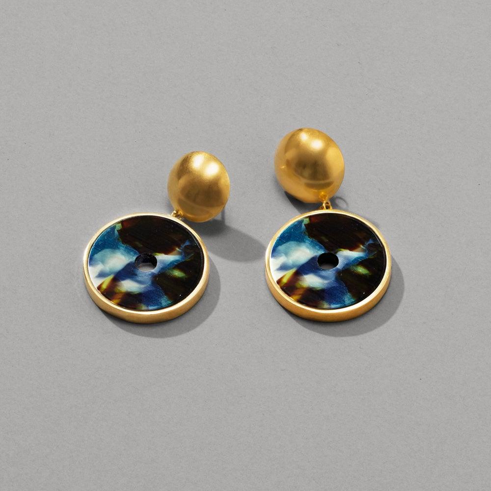 Image of Spheres earrings