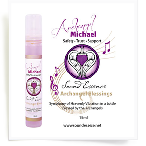 Image of Angel Blessing Spray for Archangel Michael 60ml/15ml