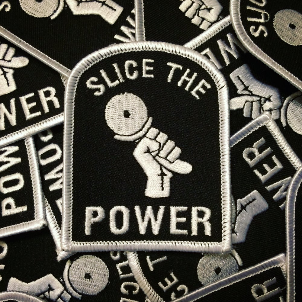 Image of SLICE THE POWER PATCH