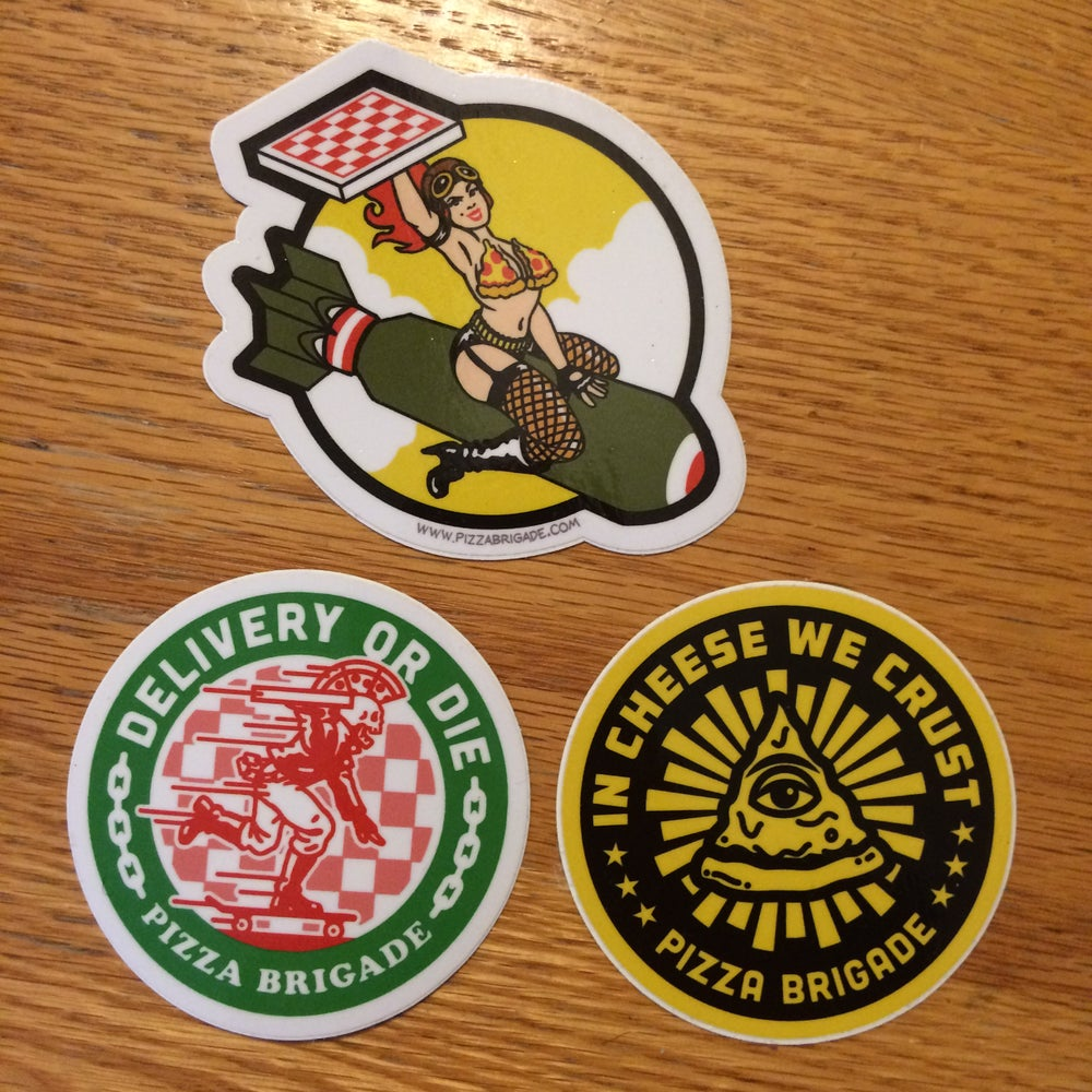 Image of STICKER SET