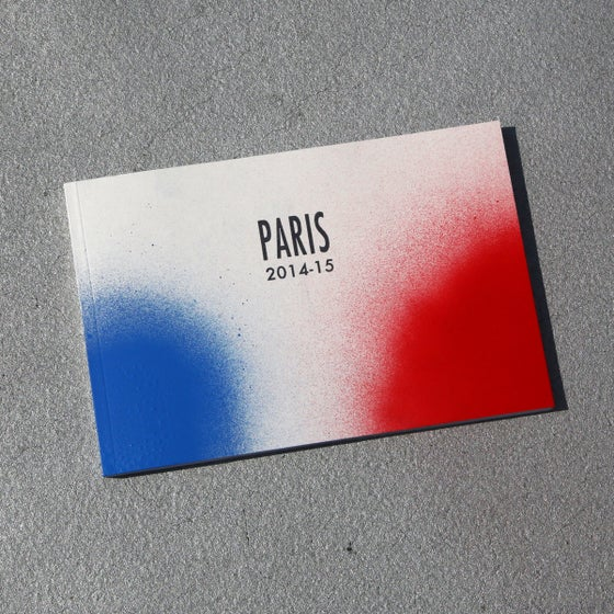 Image of *NEW* Paris 2014-15 (2nd Edition)